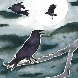 Crow Moon by D Renee Wilson