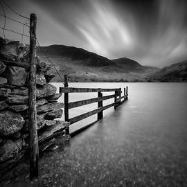 Crummock Water by Dave Bowman