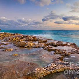Cupecoy Beach II by Katka Pruskova