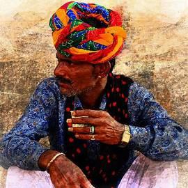 Cuppa Tea Chai Rajasthan India Udaipur by Sue Jacobi