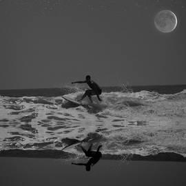 Ardiss Hutaff - Night Surfer