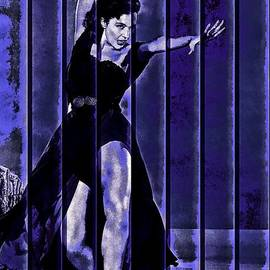 Cyd Charisse Blues II by Maciek Froncisz
