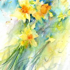 Christy Lemp - Daffodils