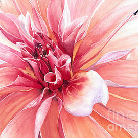 Dahlia Dazzler by Barbara Jewell