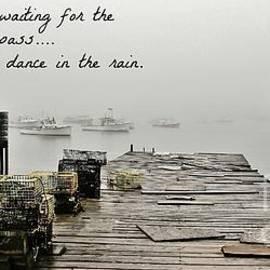 Dance In The Rain by Karin Pinkham