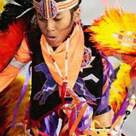 Dancer by Shere Crossman