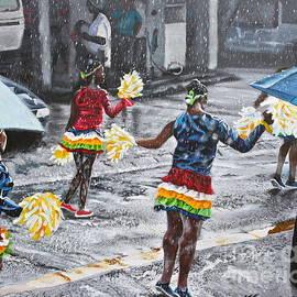 Kelvin James - Dancing in the rain