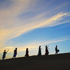 Vaibhav Jaguste - Dancing under the skies