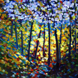 Tanya Filichkin - Dappled Light