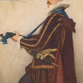 Sir James Dromgole Linton - David Rizzio