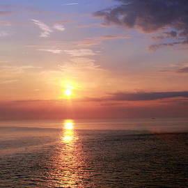 Deborah  Crew-Johnson - Dawning Sunrise