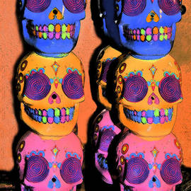 Day Of The Dead Ink by Pamela Smale Williams