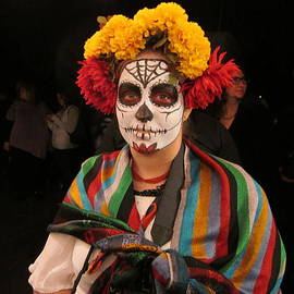 Peggy Carroll - Day of the dead