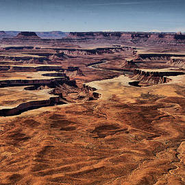 Dead Horse Point by Dave Bower