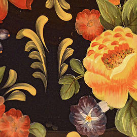 Sandi OReilly - Decorative Floral Painting