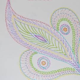 Sonali Gangane - Decorative Leaf
