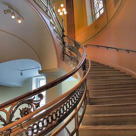 Steven Ainsworth - Decorative Stairway