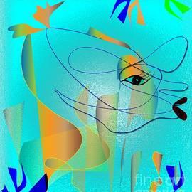 Deeep Below by Iris Gelbart