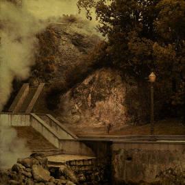 Deep Down There's Fire by Eduardo Tavares