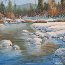 Kenneth Shanika - Deep  Into Winter