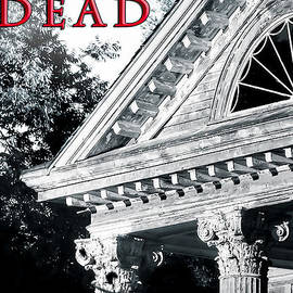 Deep South Dead Ebook Cover by Mark Tisdale