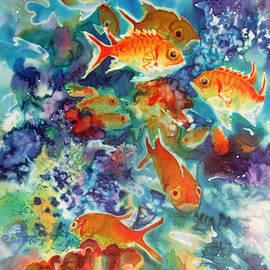 Deep Waters by Deborah Younglao