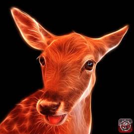 Deer - 0401 F by James Ahn