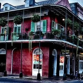 Bill Cannon - Deja Vu - Bourbon Street