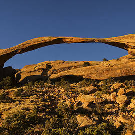 Delicate Arch by Lee Kirchhevel