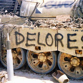 Delores Must Be a Battle Ax by Broken  Soldier