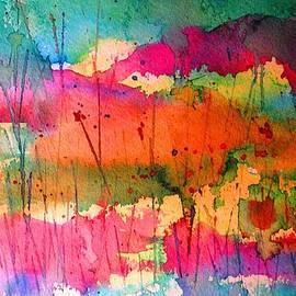 Desert Blooms by Hazel Holland