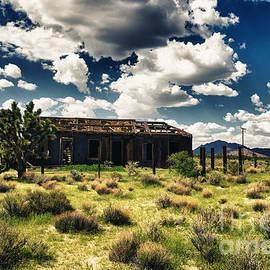 James Yang - Desert House