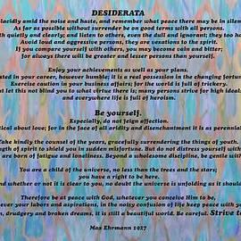 Dan Sproul - Desiderata Colorful