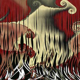 Georgiana Romanovna - Destruction Of The Earth Abstract