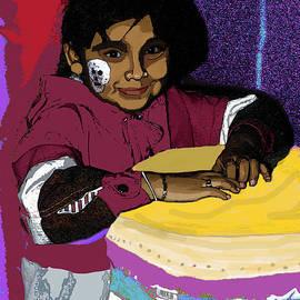 Alice Ramirez - Dia de Los Muertos child