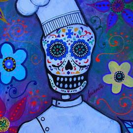 Pristine Cartera Turkus - Dia De Los Muertos Cocinero