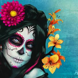 Kevin Hill - Dia de los Muertos - Margarita - 10th Anniversary Edition