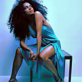 Fli Art - Diana Ross
