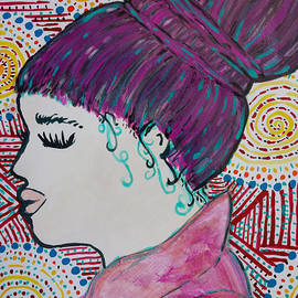 Did You See Her Hair by Jacqueline Athmann
