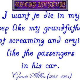 Jim Williams - Die in my Sleep