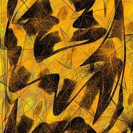 Digital Act Xv by Ania M Milo
