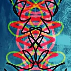 Digital Art by Denisse Del Mar Guevara