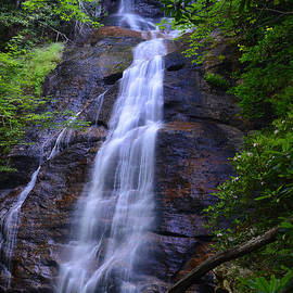 Dill Falls - North Carolina waterfalls by Matt Plyler