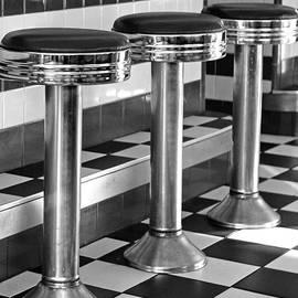 Lisa Phillips - Diner Stools