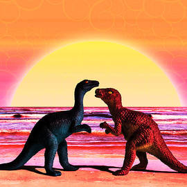 Shawna Rowe - Dino Love