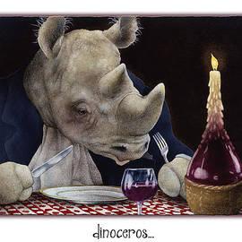 Will Bullas - dinoceros...