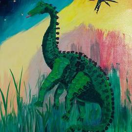 PainterArtist FIN - Dinosaur