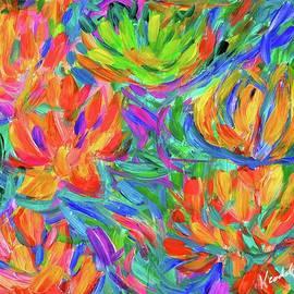 Kendall Kessler - Dissolving Floral