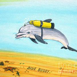 Jerome Stumphauzer - Dive Buddy