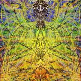 Divine Avatar by Michael African Visions